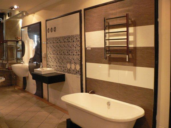 How tile bathroom